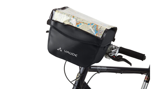VAUDE Aqua Box Handlebar Bag black